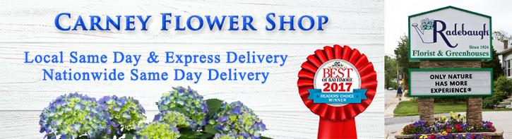 Carney Flower Shop