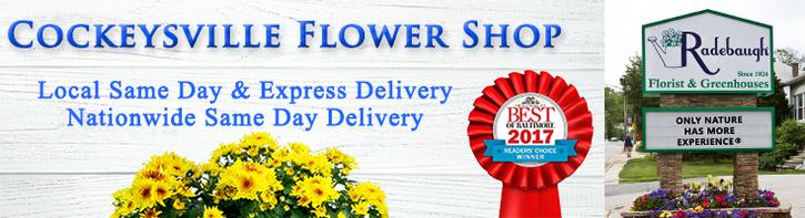 Cockeysville Flower Shop