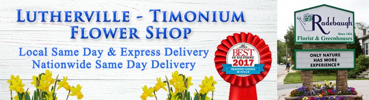 Lutherville-Timonium Flower Shop