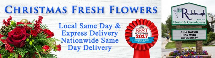 Fresh Flowers & Centerpieces