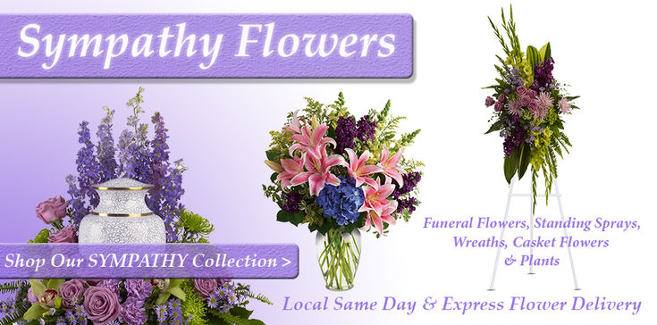 Shop Radebaugh Florist for the best selection of Sympathy Flowers in Baltimore. We offer same day & express flower delivery.
